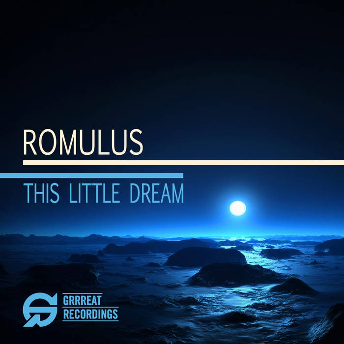 Romulus - This Little Dream cover art
