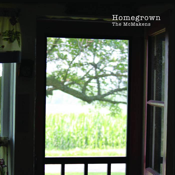 Homegrown (Album) cover art