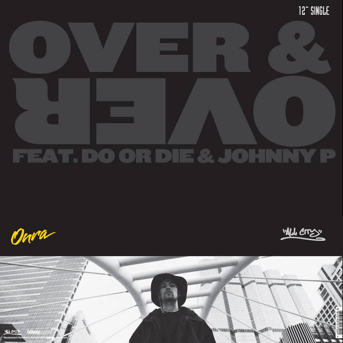 Over & Over / We Ridin cover art