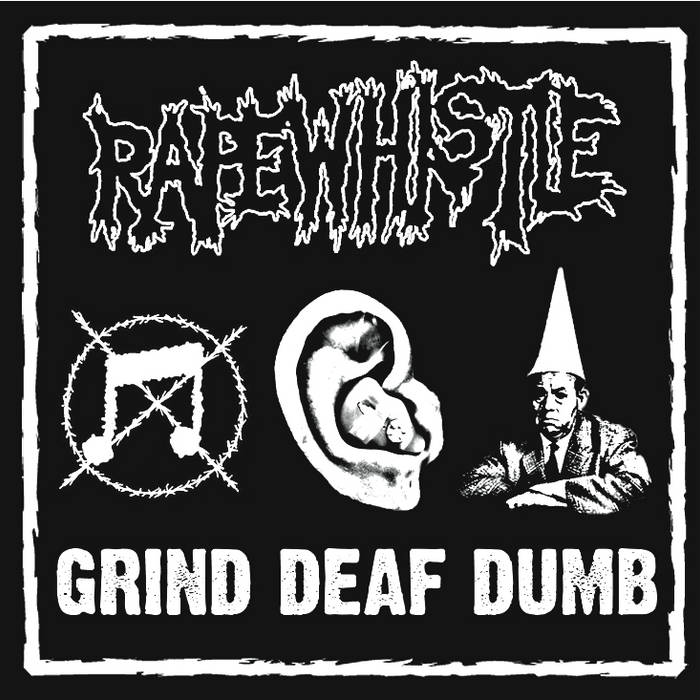 GRIND/DEAF/DUMB cover art