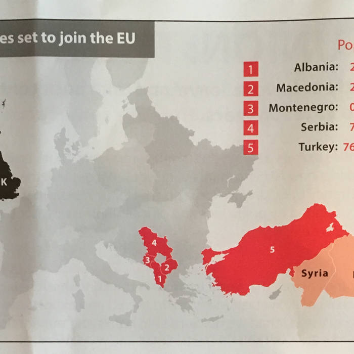 14 Days Later And Vote Leave Still Cannot Explain A Map They Sent Me cover art