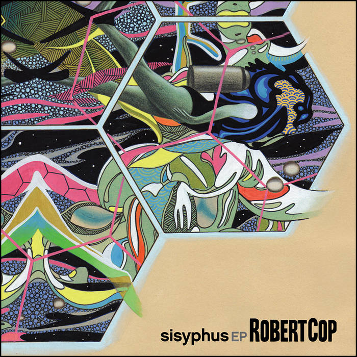 Sisyphus EP cover art