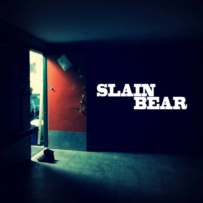 SLAIN BEAR cover art