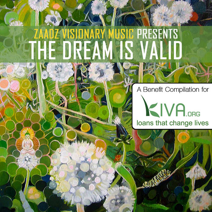 The Dream Is Valid: A Benefit Compilation for Kiva.org cover art