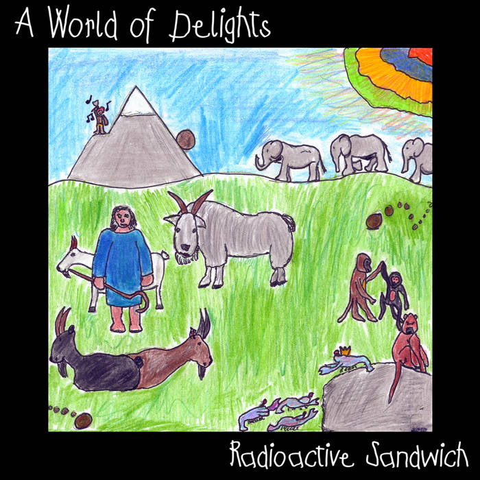 A World of Delights cover art