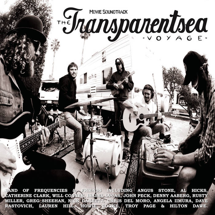 THE TRANSPARENTSEA VOYAGE - MOVIE SOUNDTRACK cover art