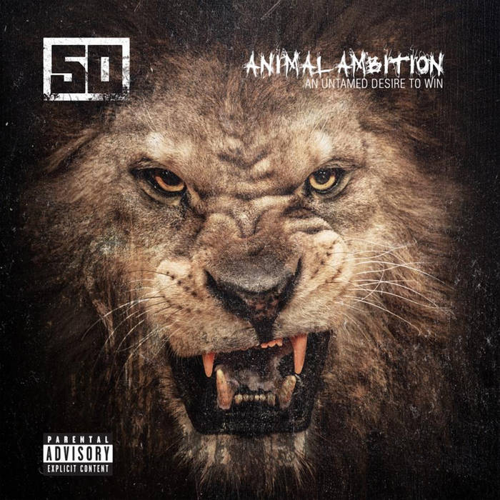50 Cent - Animal Ambition cover art