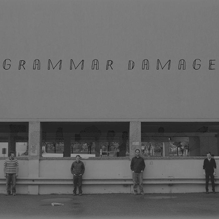 Grammar Damage cover art