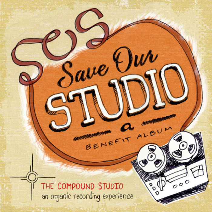 S.O.S. (Save Our Studio) A Benefit Album cover art