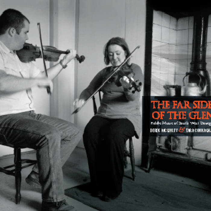 John Phadaí Chonchubhair's / The Nova Scotia Jig (jigs) cover art