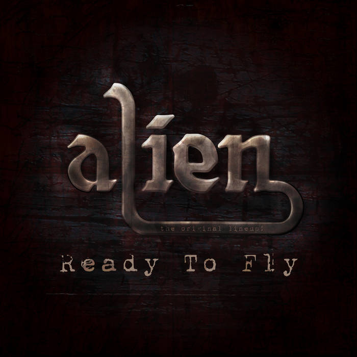 Ready To Fly cover art