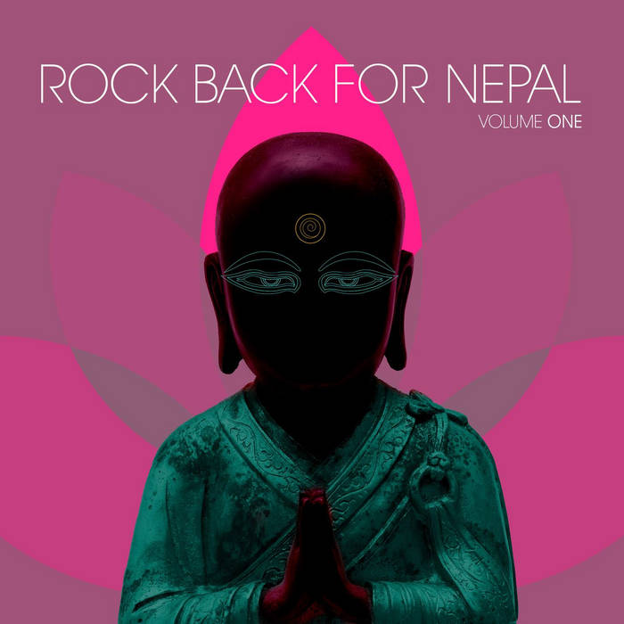 Rock Back for Nepal Vol 1 cover art