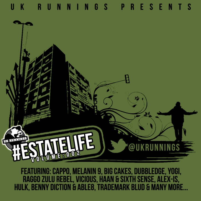 UK Runnings #EstateLife - Volume 002 cover art