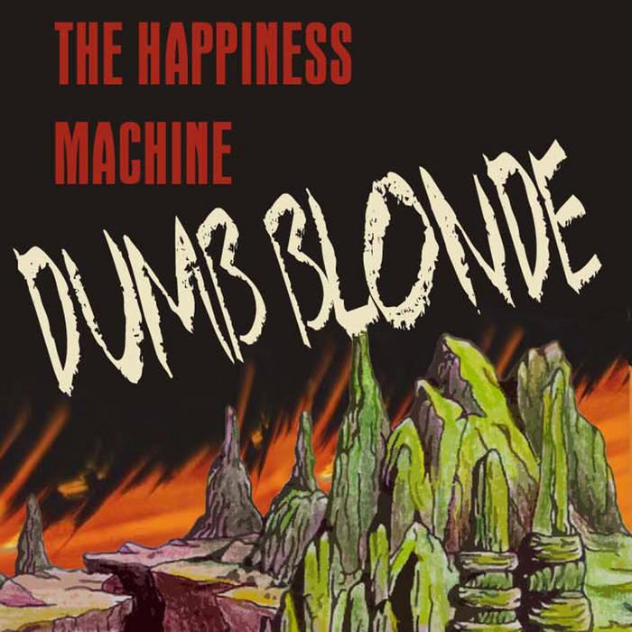 Dumb Blonde cover art