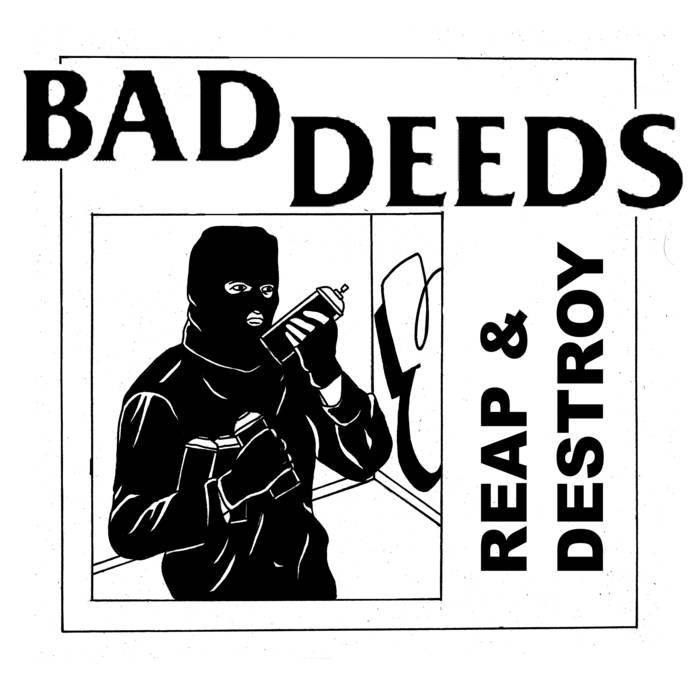 Reap & Destroy cover art