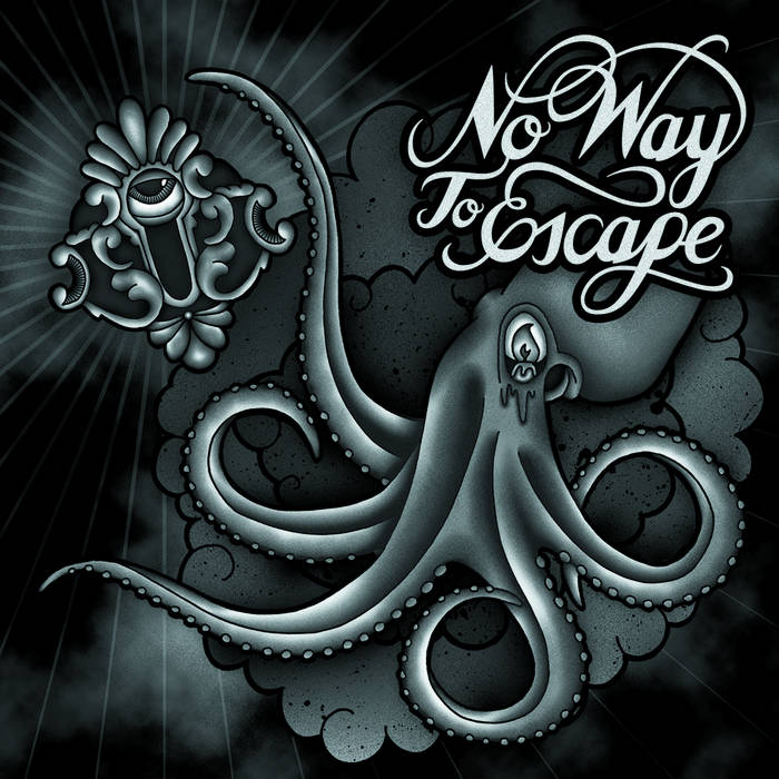 No Way To Escape (EP) cover art