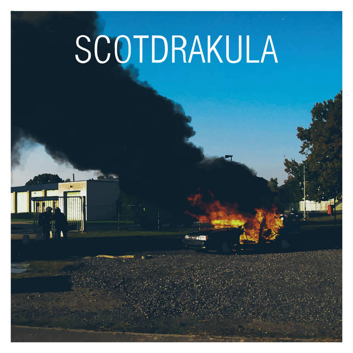 SCOTDRAKULA cover art