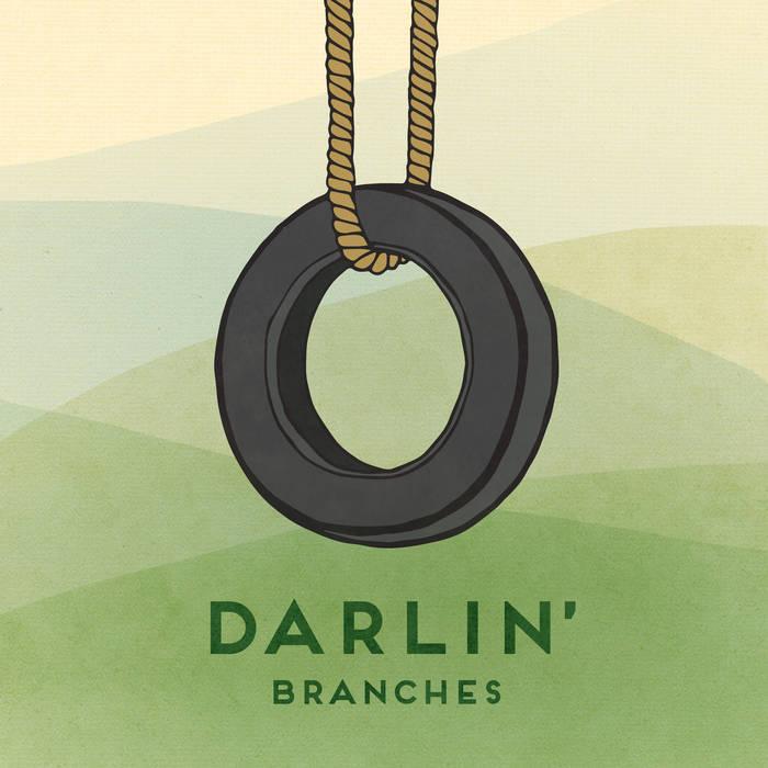 Darlin' - Single cover art