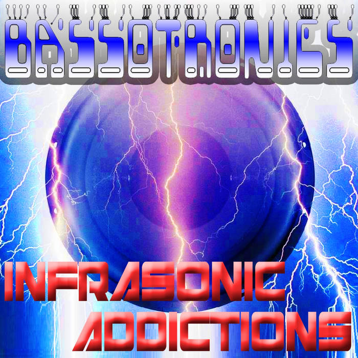 Infrasonic Addictions cover art