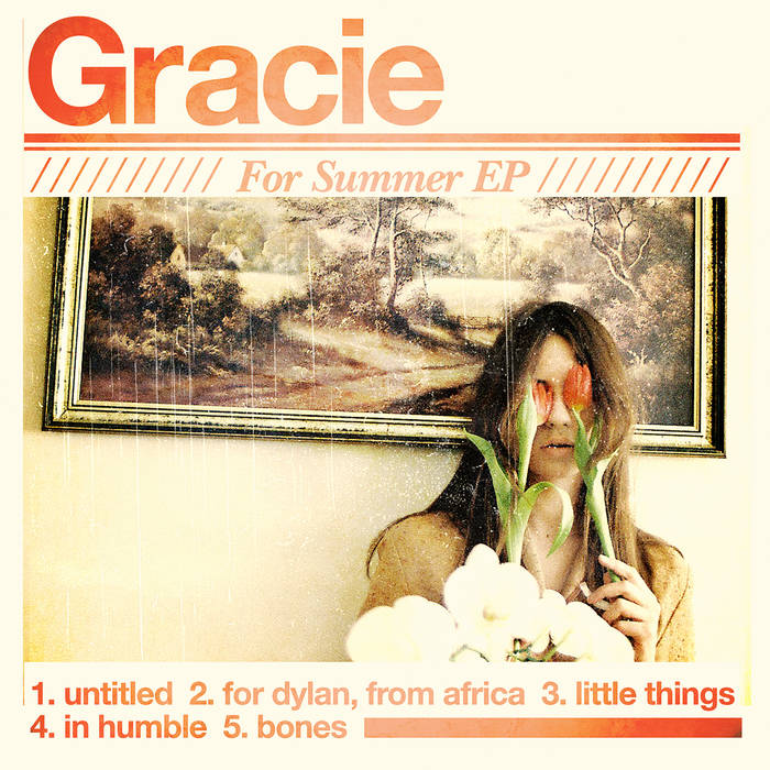 For Summer EP cover art