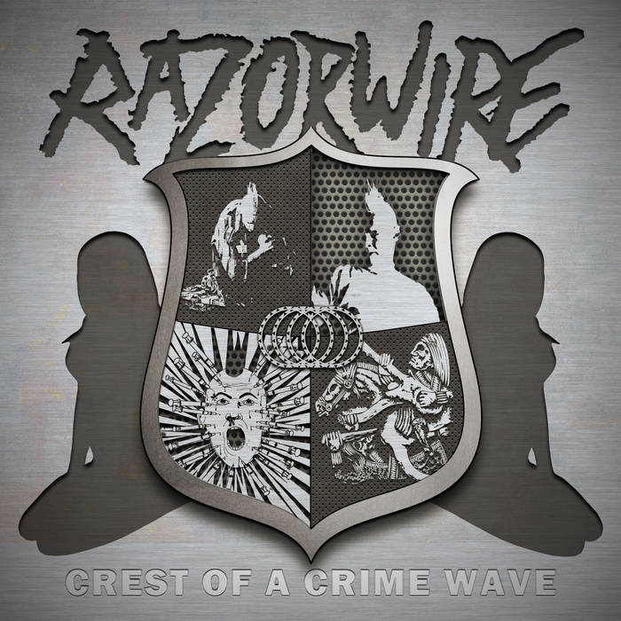 Crest Of A Crime Wave cover art
