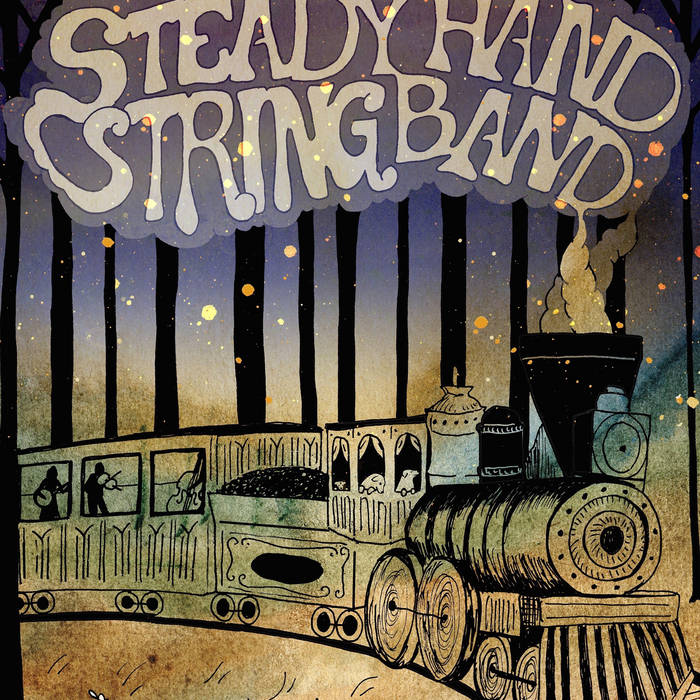 Steady Hand String Band cover art