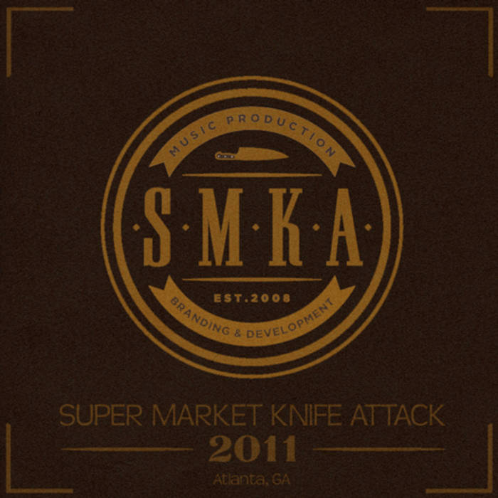 Super Market Knife Attack 2011 cover art
