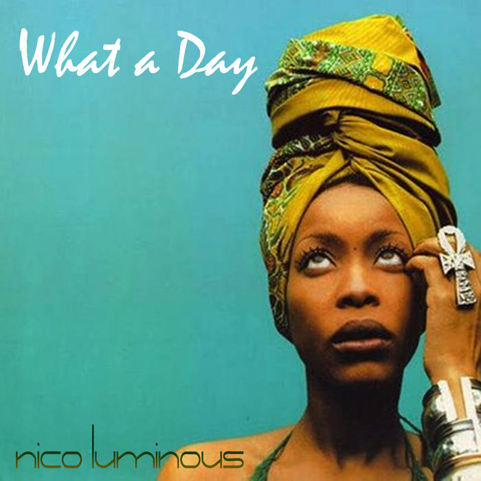 What a Day cover art