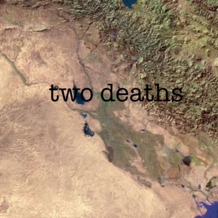 two deaths cover art