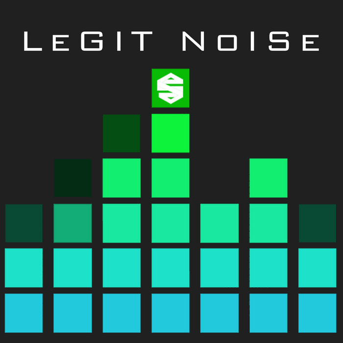 Legit Noise cover art