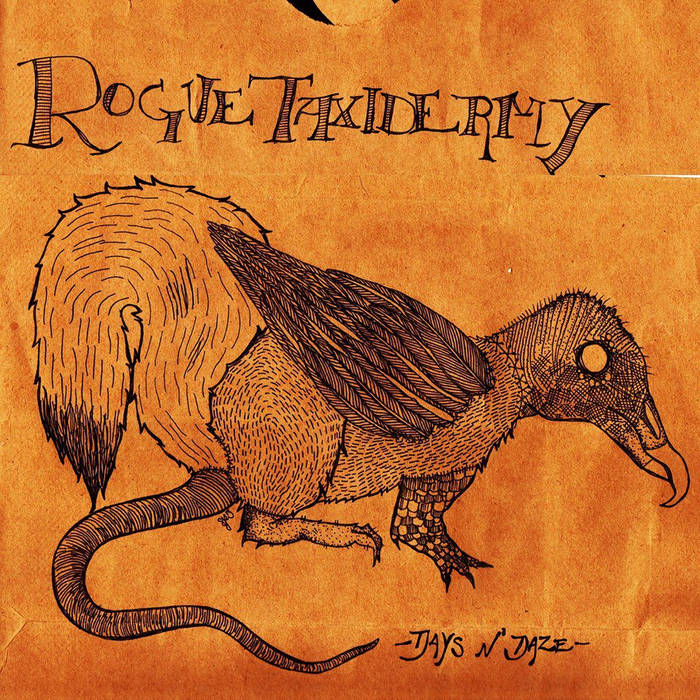 Rogue Taxidermy cover art