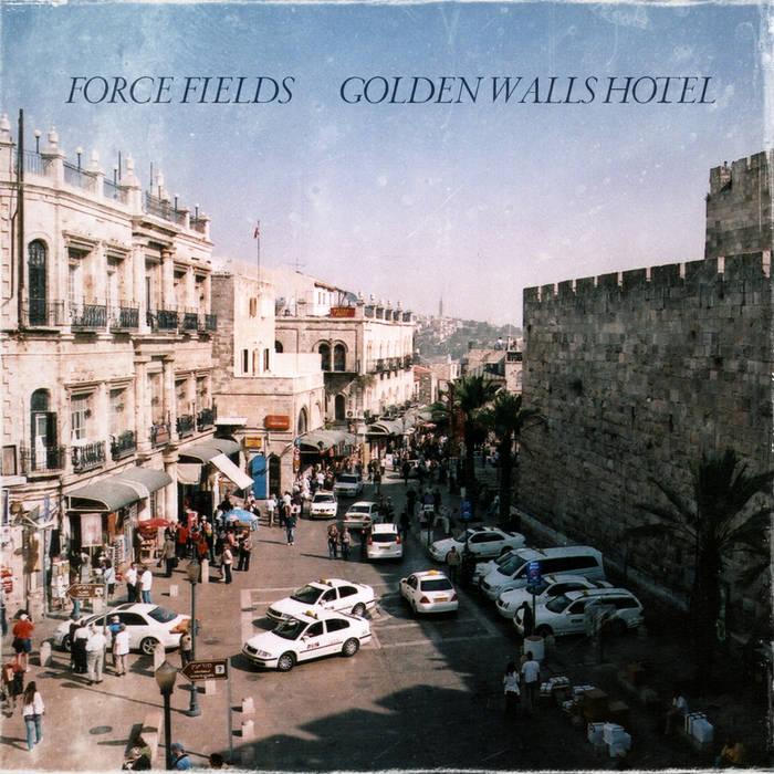 Golden Walls Hotel cover art
