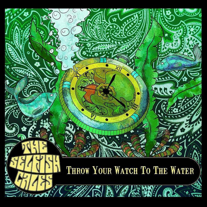Throw Your Watch To The Water cover art