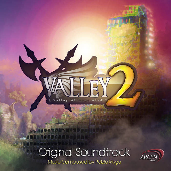 A Valley Without Wind 2 cover art