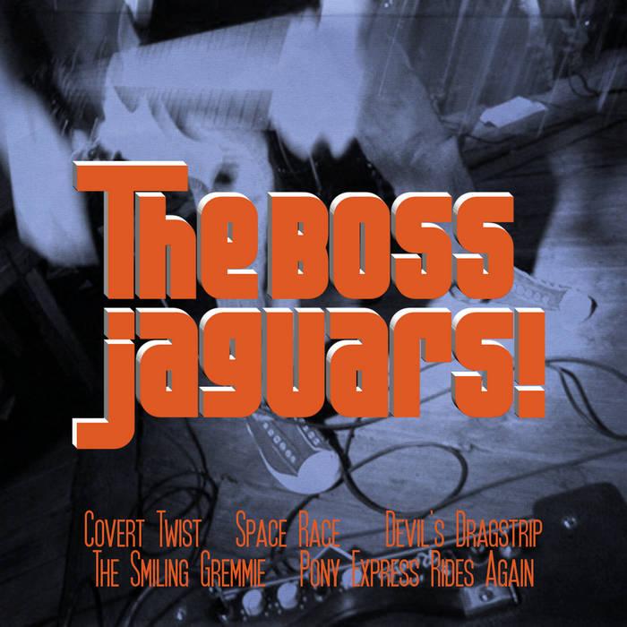 The Boss Jaguars! cover art