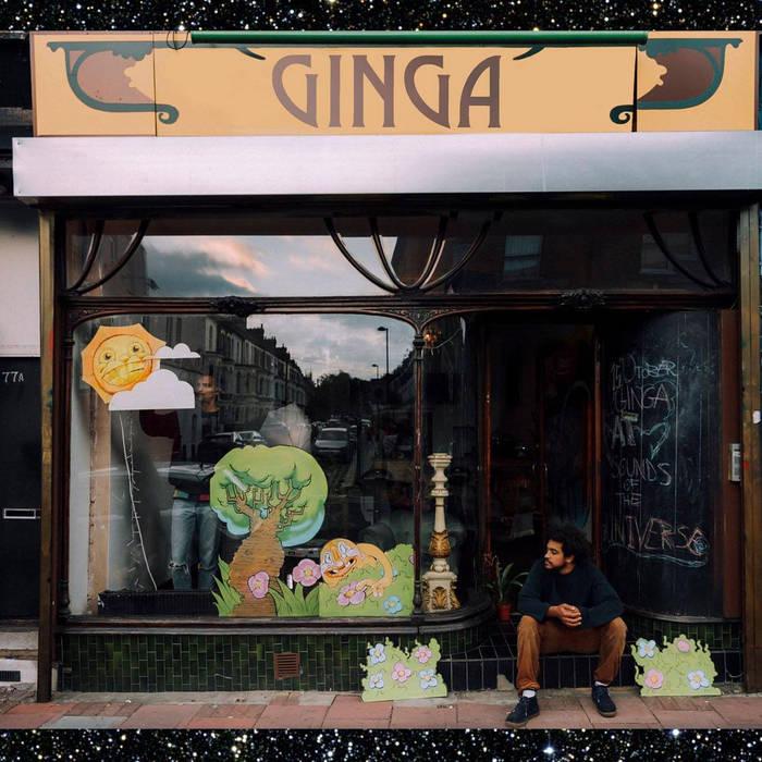 GINGA cover art