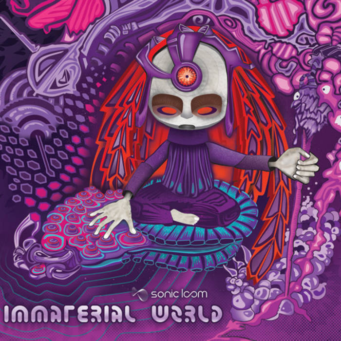 V.A. - Immaterial World cover art