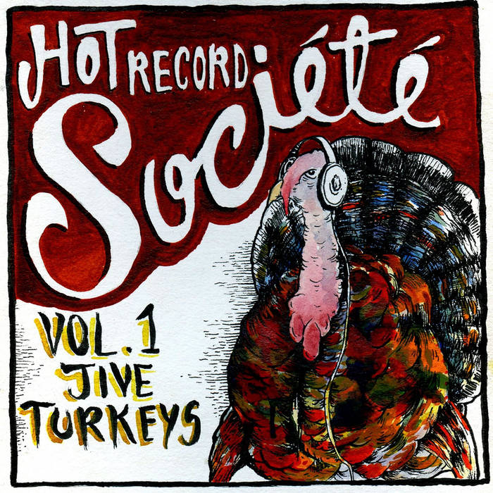 Vol. I: Jive Turkeys cover art