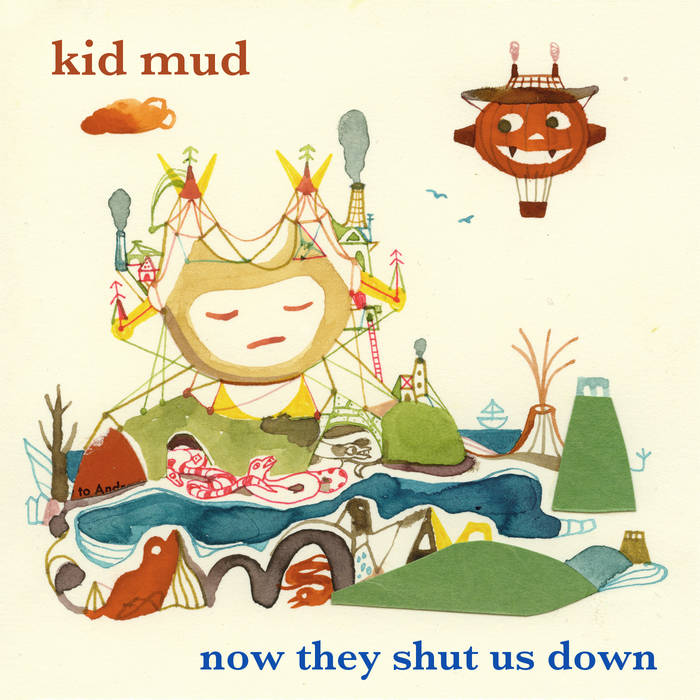 Now They Shut Us Down cover art