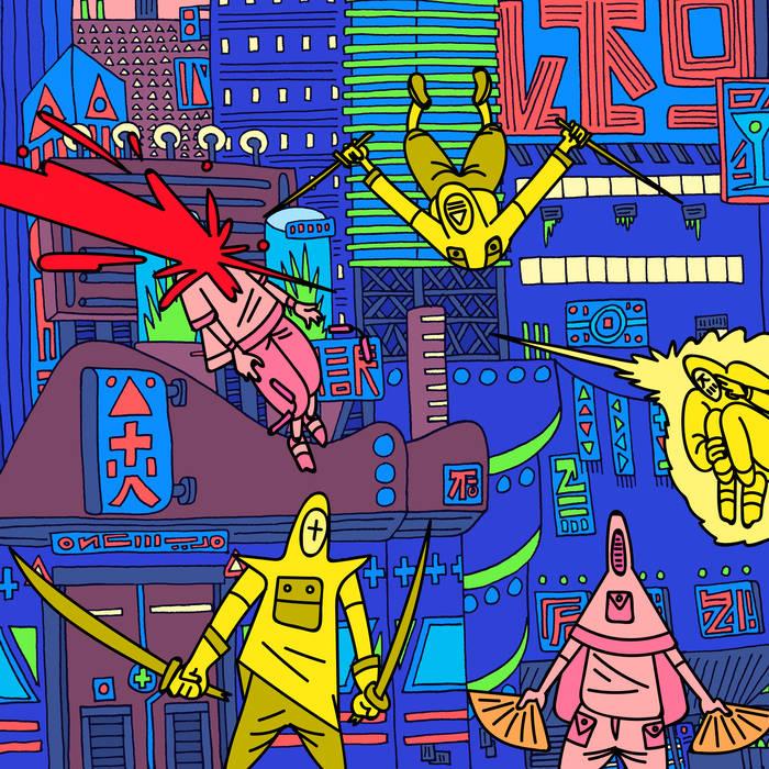 FREEMOM020: Distal - Triple Hit Mafia cover art