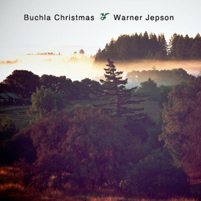 Buchla Christmas cover art