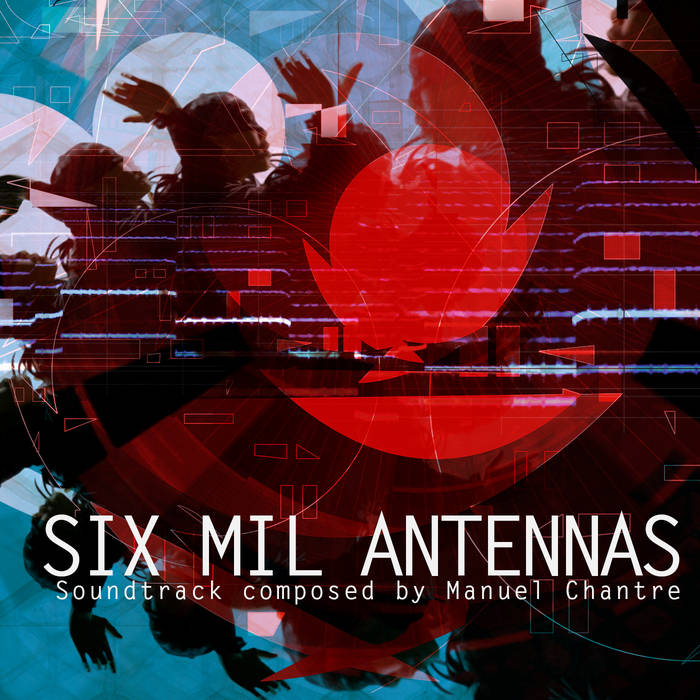 Six mil Antennas [Sound Track] cover art