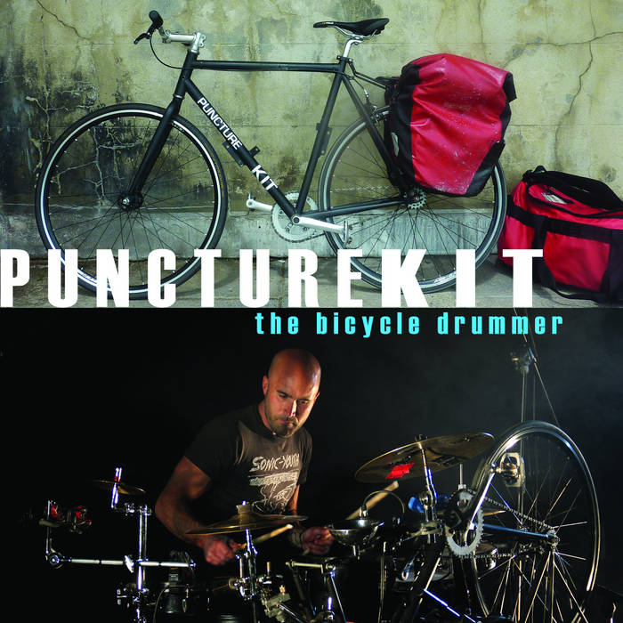 The Bicycle Drummer cover art