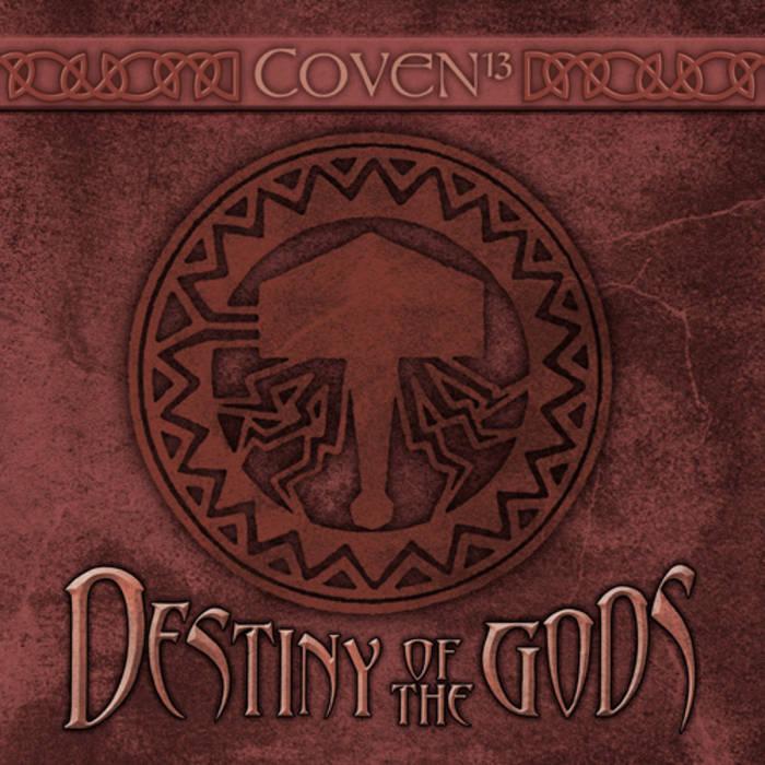 Destiny of the Gods cover art