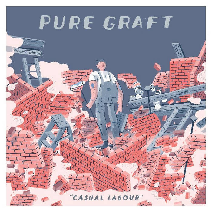 """Casual Labour"" cover art"