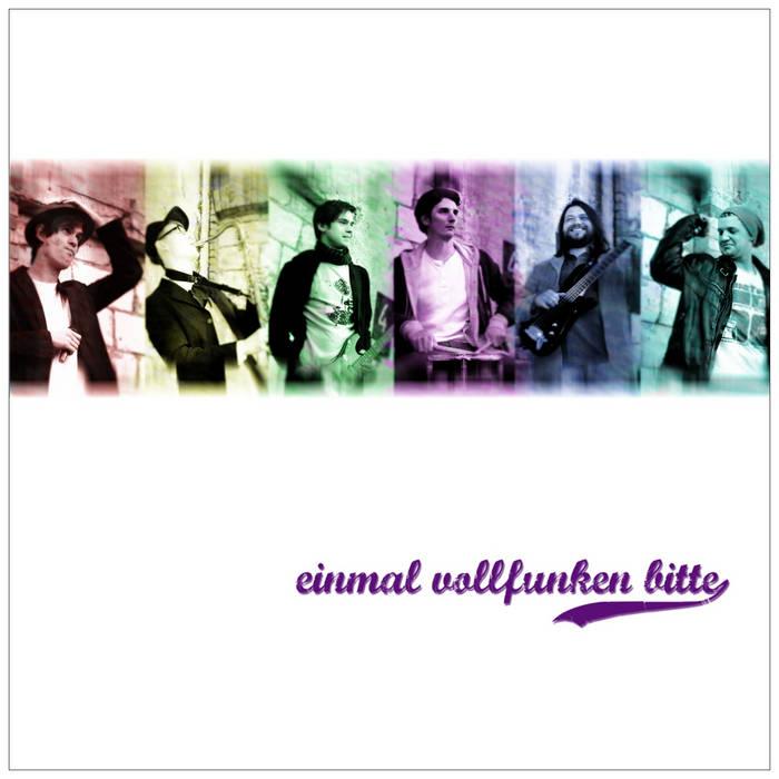 Einmal Vollfunken Bitte - Sechs Jungs EP (2012) cover art