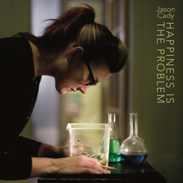 Happiness Is The Problem cover art