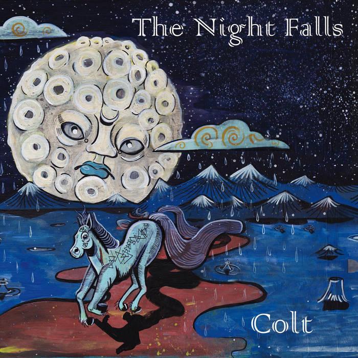 Colt cover art