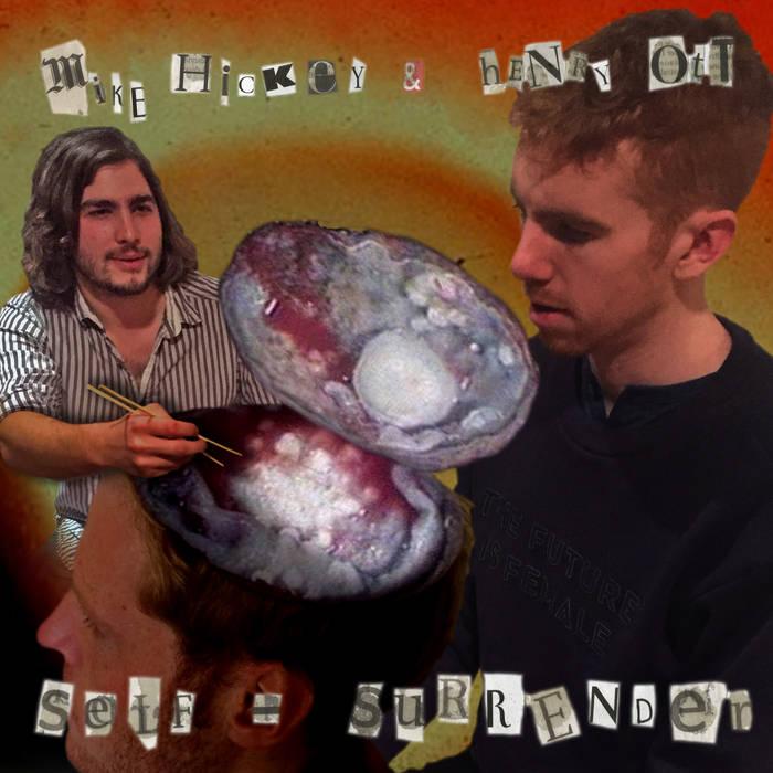Self-Surrender cover art