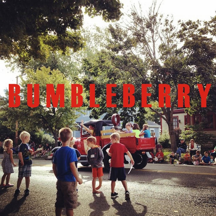 Bumbleberry EP cover art